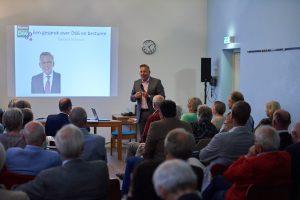 Bijeenkomst Alumni Netwerk 2016 Foto: Jeroen Mooijman